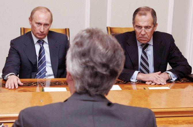 Полегче на поворотах: Москва остудила пыл Вашингтона