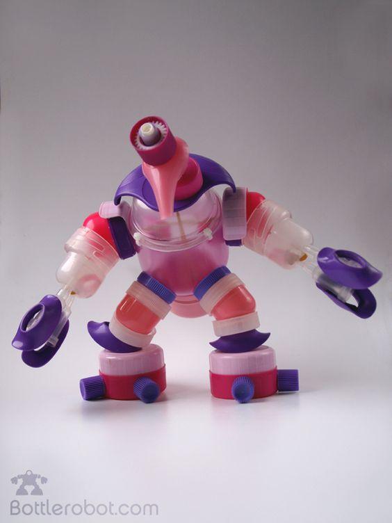 Как сделать роботов игрушки своими руками