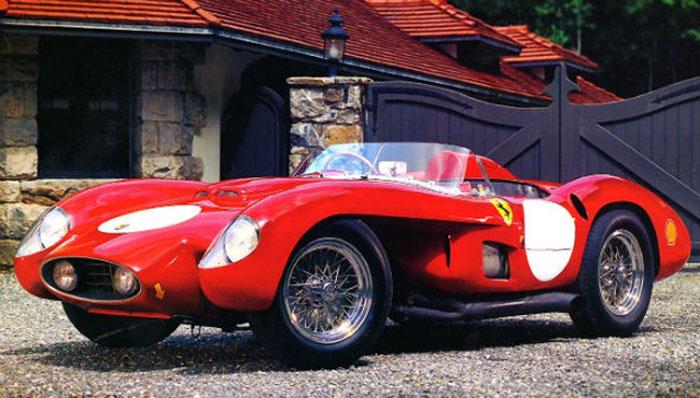 10 самых редких и самых дорогих автомобилей марки Ferrari