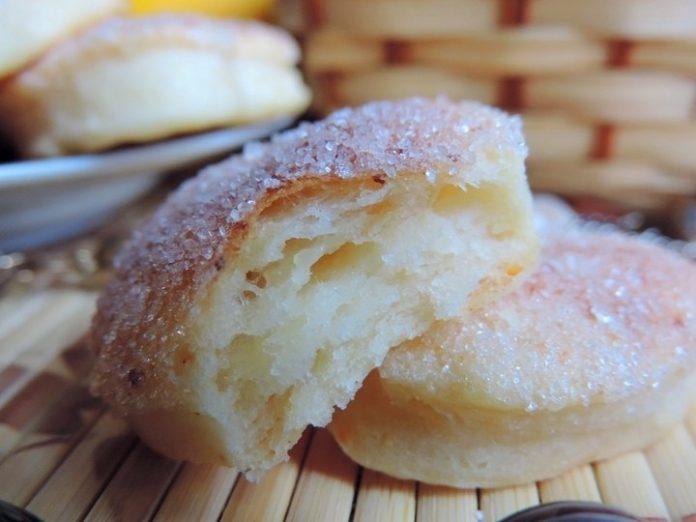 Невероятно вкусное, просто тающее во рту слоеное творожное печенье