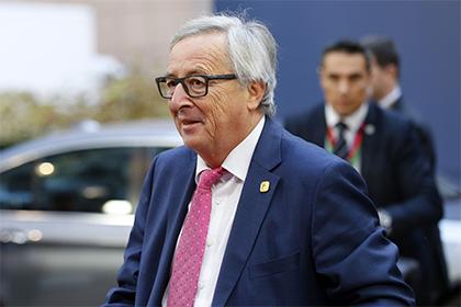 Юнкер посчитал отмену антироссийских санкций преждевременным шагом