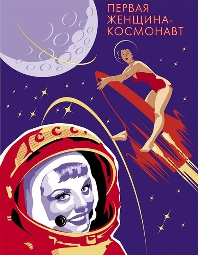 sovietpinuppt2 17 Потрясающий «советский» пин ап. Часть 2