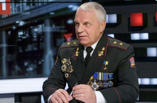 Генерал-лейтенант СБУ Григорий Омельченко в прямом эфире заявил, что готов ликвидировать Путина