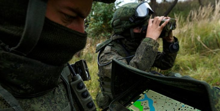 Экипировка «Ратник» успешно защитила российских военных в Сирии