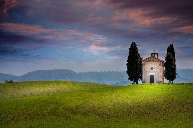 Прекрасная Тоскана в снимках Alberto Di Donato