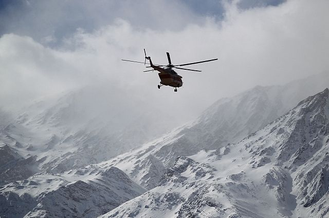 В Иране возобновили поисковую операцию в районе крушения ATR-72
