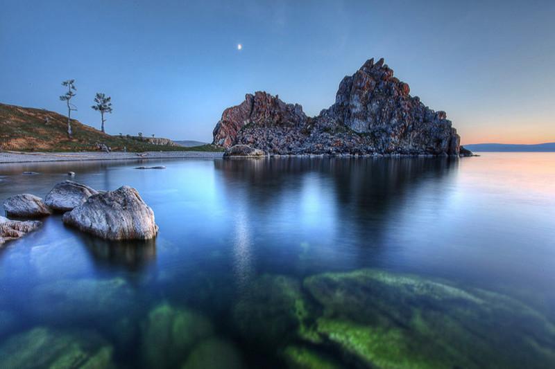 Самые красивые места России, которые должен увидеть каждый!