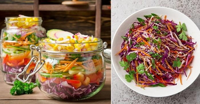 Как приготовить салат с консервированной кукурузой и болгарским перцем