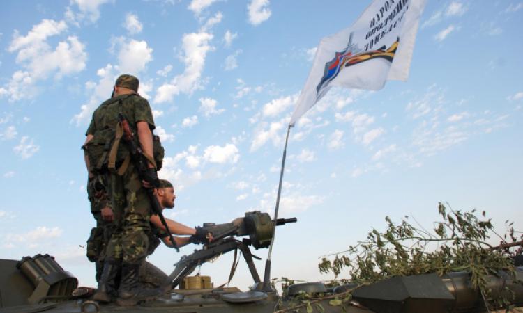 Сводки от ополчения Новороссии