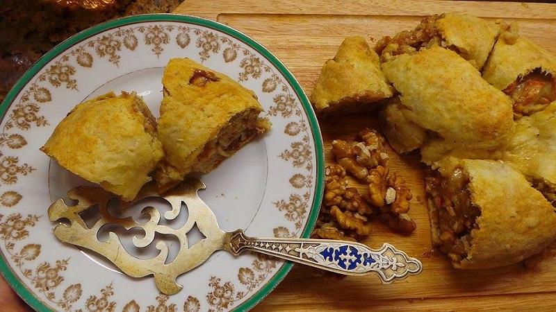 Армянский барурик — вкуснейшая восточная сладость