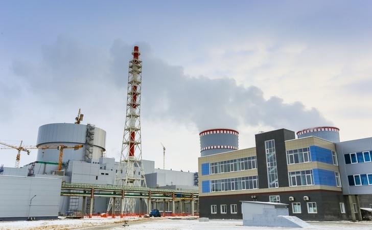 Ленинградская АЭС-2: реактор энергоблока №1 ВВЭР-1200 впервые выведен на уровень мощности 75%