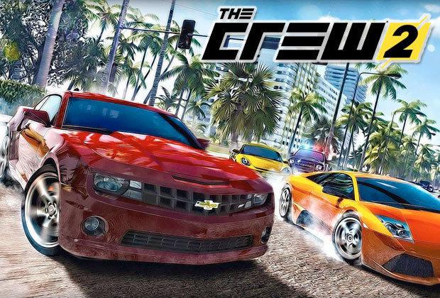 20 минут из PC-версии The Crew 2