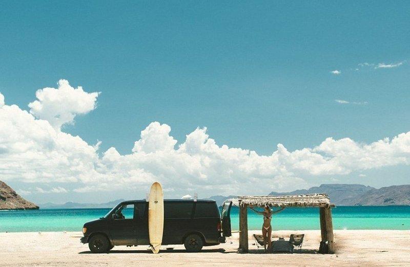 """""""Мы решили отправиться в путь примерно на год"""" австралия, жизнь, пара, приключение, путешествие, фотография, фургон"""