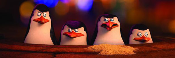 New THE PENGUINS OF MADAGASCAR Clip Shows How the Gang Got Together