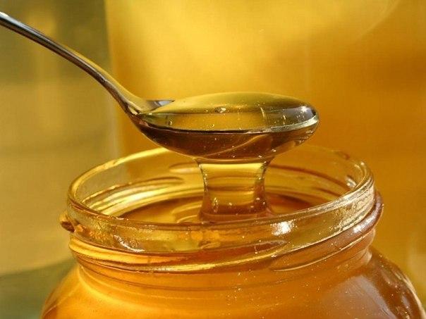 Полезные свойства меда, смеш…