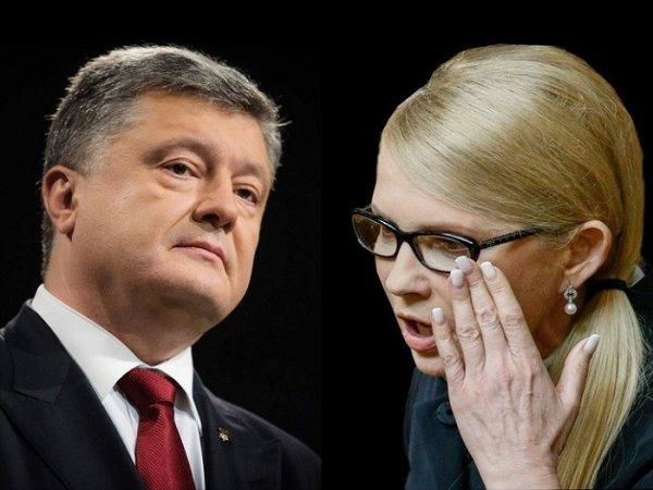 Тимошенко намерена «скинуть» Порошенко