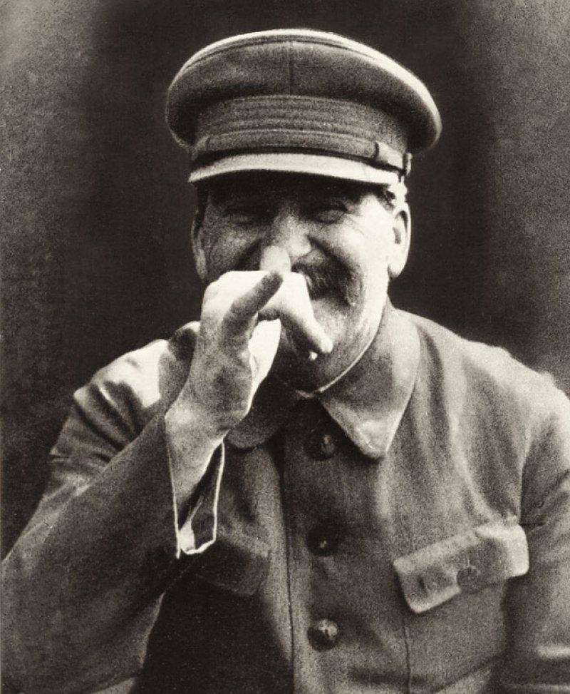 Фашисты Сталину курить запрещали