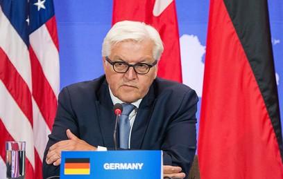 Штайнмайер заявил о гарантиях соблюдения перемирия со стороны Киева