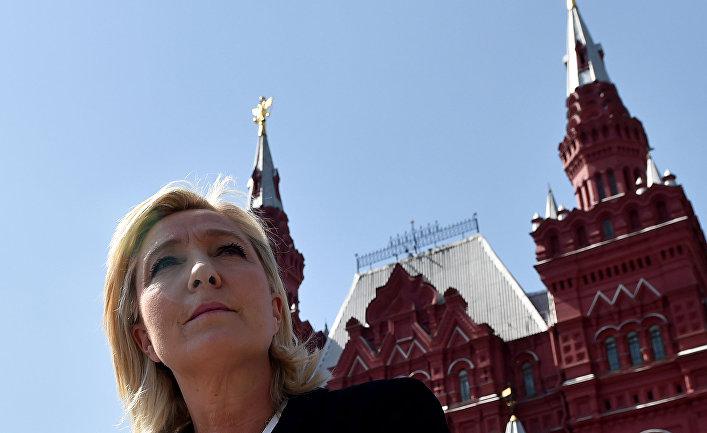 Страны Евросоюза превращают выборы во Франции в антироссийское объединение