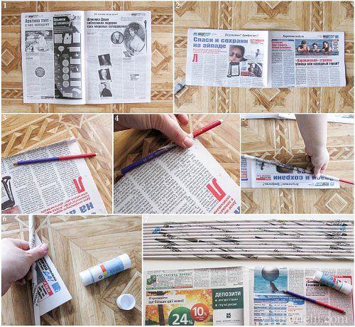 Мастер классы плетение из газет лаптей - Shansel.ru