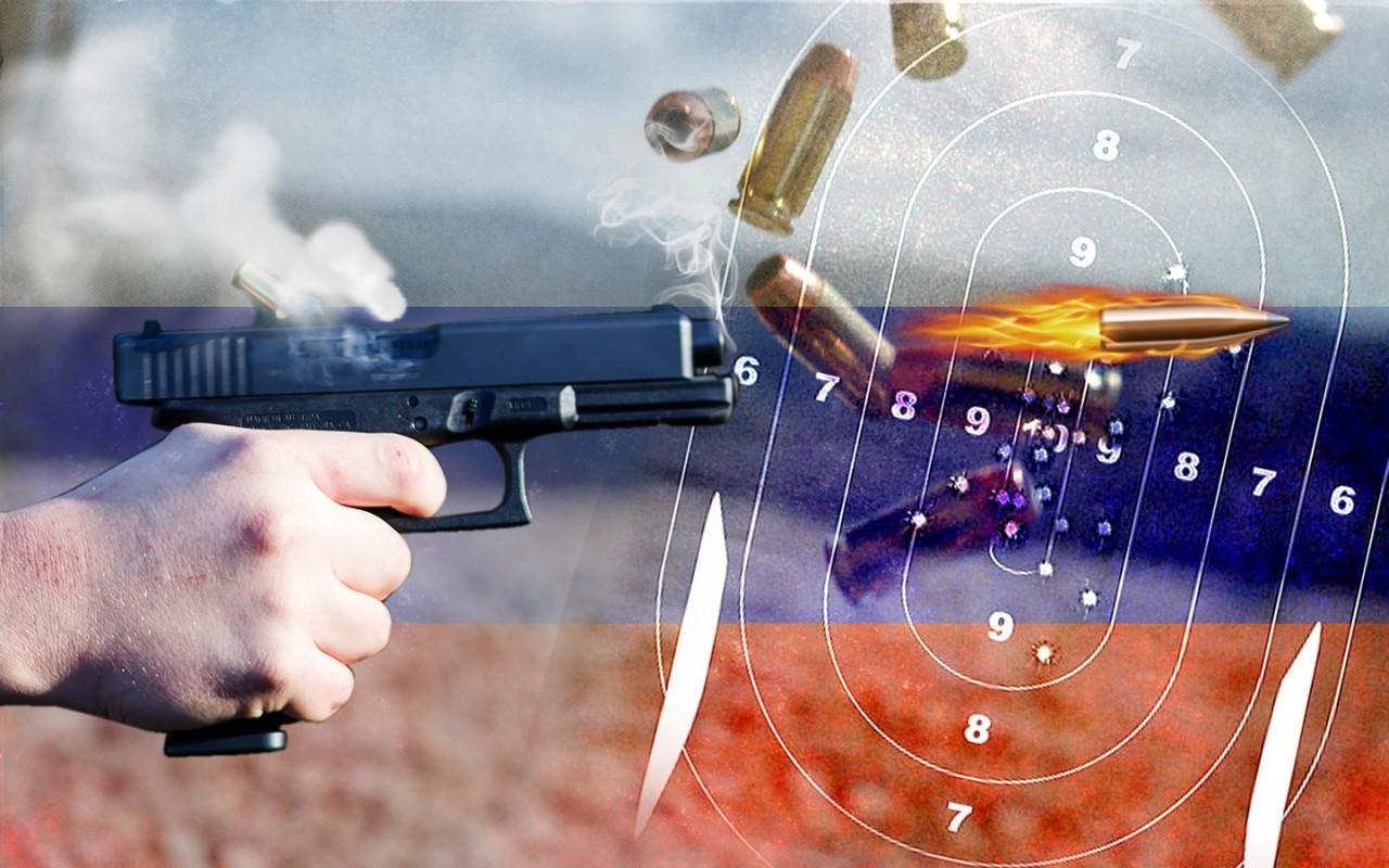 Россияне всё чаще пускают в ход оружие