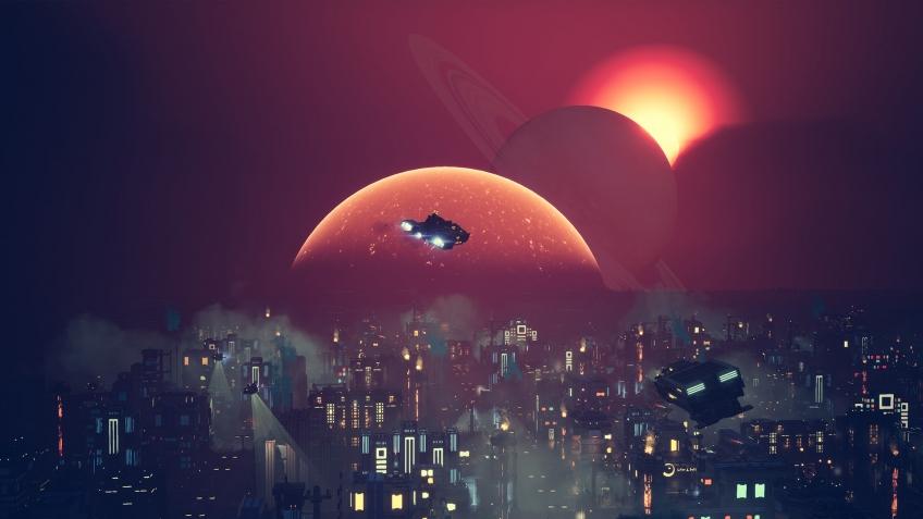 Создатели Crypt of the Necrodancer выпустят строительную стратегию Industries of Titan
