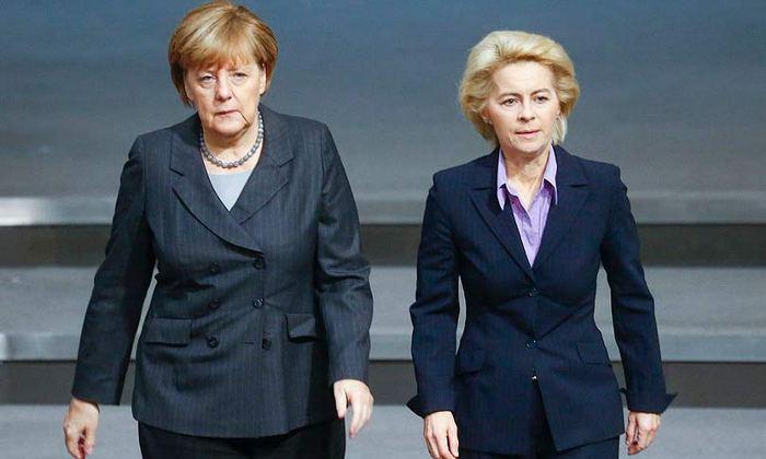 В США совсем перепутали берега и решили отправить Германию на войну с Россией