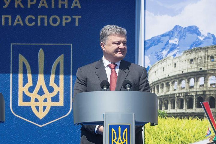 Порошенко прокомментировал новые антироссийские санкции США