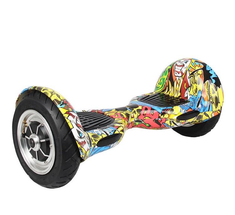 Лучший гироскутер. Kiwano KO-X Electric Smart Scooter