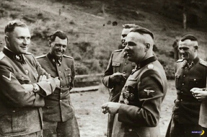 Рассказ охранника концлагеря Освенцим