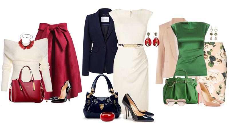 9 новых идей, с чем носить платья и юбки в этом году 2019