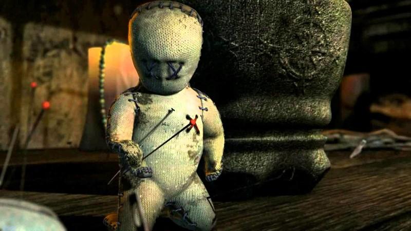 Нельзя просто так взять и сделать куклу вуду африка, вуду, кукла вуду, религия