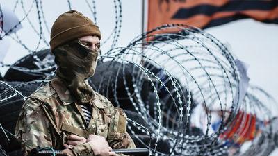 В плену ДНР находятся «наемн…