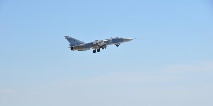 Россия впервые получила от США координаты целей ИГ в Сирии