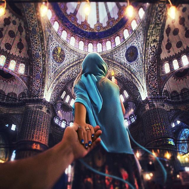 Следуй за мной в проекте   Мурада Османна