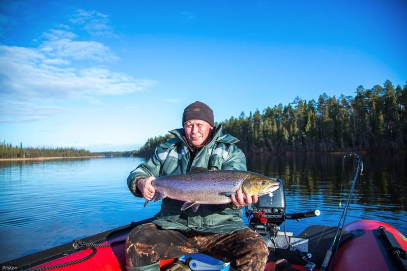 рыбалка тур на севере форум