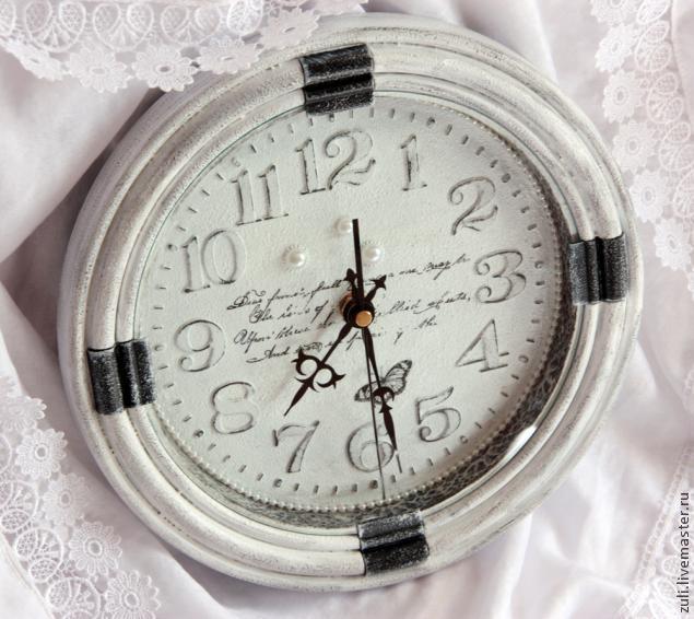 Собираем часы своими руками