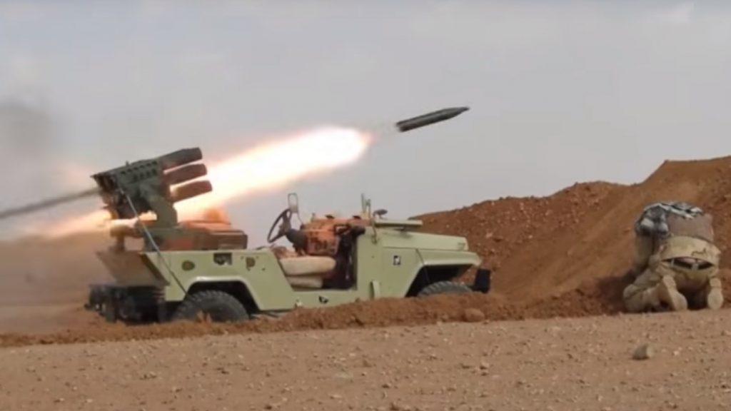 Армия Сирии завершает зачистку Абу-Кемаля от террористов