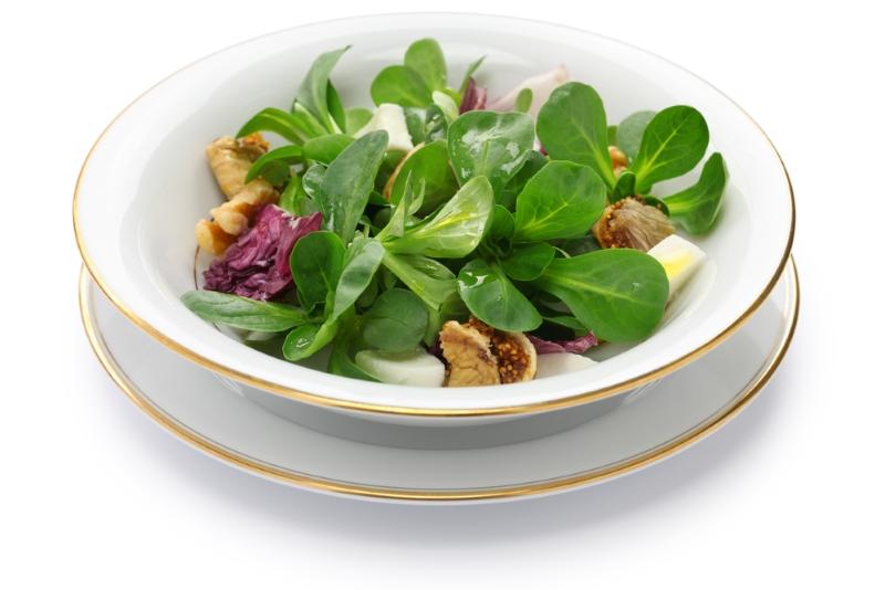 свекольный салат с луком
