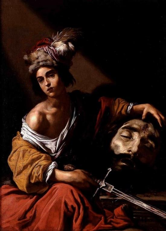 художник Клод Виньон (Claude Vignon) картины – 18