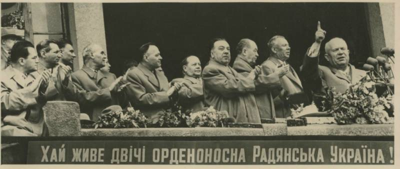 Деяния Никиты-чудотворца. Часть 2. Хрущёв и Киев, мать городов русских