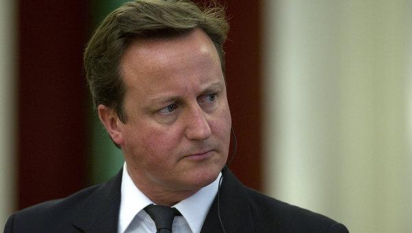 Кэмерон рекомендует британцам голосовать за выход из Евросоюза