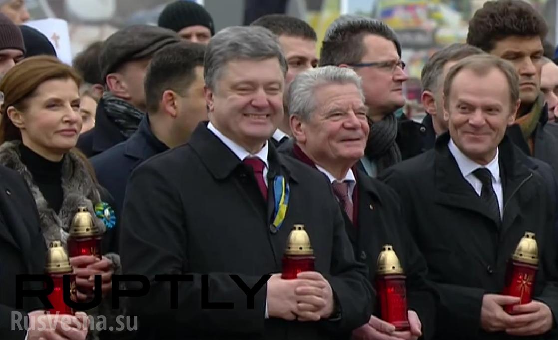 Госсекретарь США жестко раскритиковал действия силовиков на Майдане