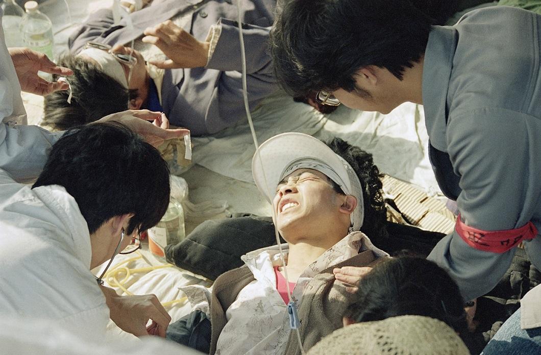 Tiananmen Square 5 Расстрел демонстрантов на площади Тяньаньмэнь 25 лет назад