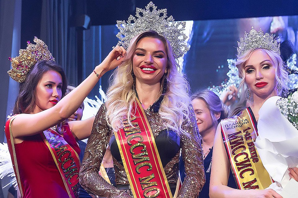 """""""Победил ботокс"""": новая """"Миссис Москва"""" возмутила сеть"""