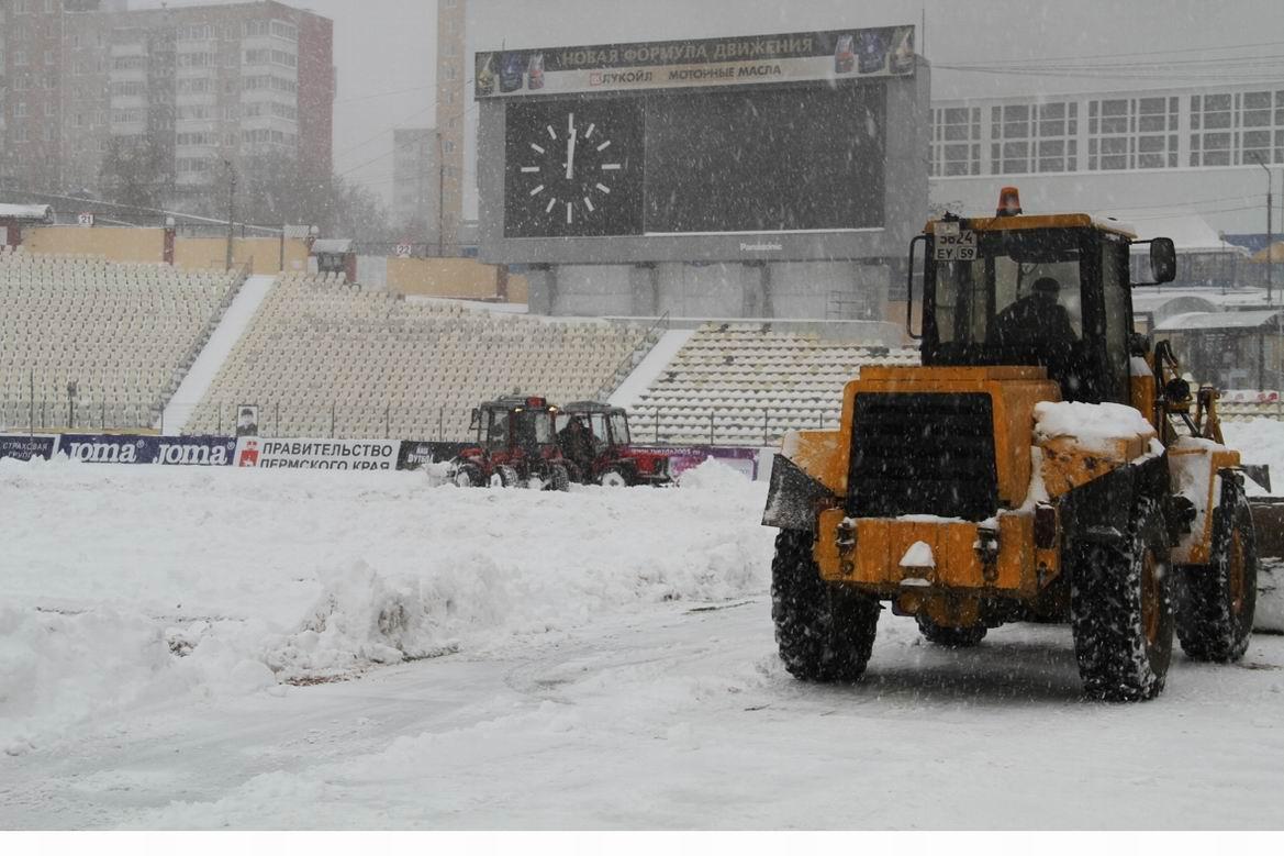 «Динамо» и «Амкар» сыграют в резервный день