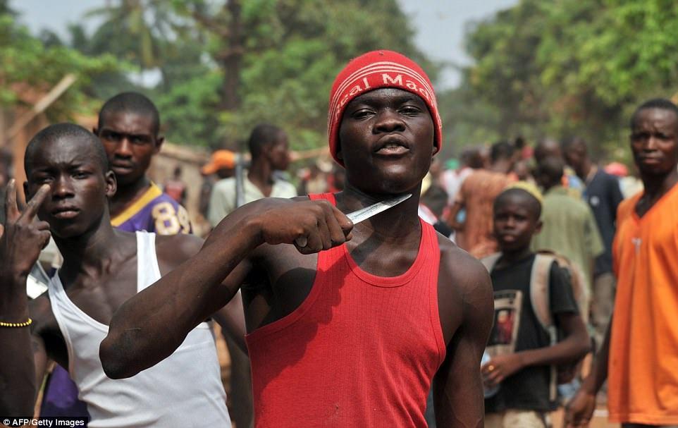 Центральноафриканская Республика: на что похожа жизнь в раздираемой гражданской войной стране