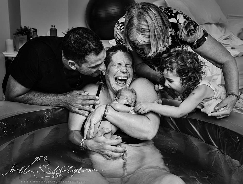 Победители конкурса Birth Photo Competition 2019 и их взгляд на таинство рождения 2