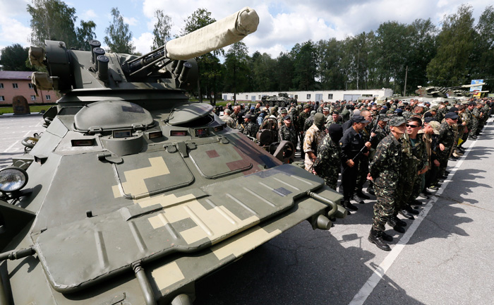Украинская армия, оказывается, становится непобедимее и непобедимее