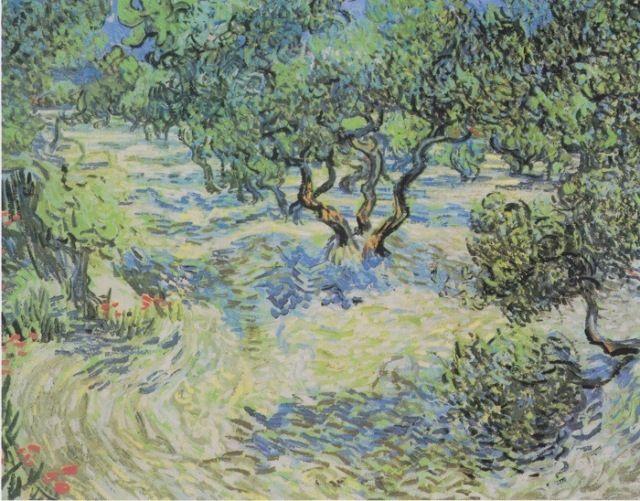 В картине Ван Гога нашли кузнечика, застрявшего в краске 128 лет назад
